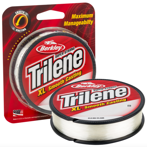 Trilene XL | 8lb | 330 yds | Clear