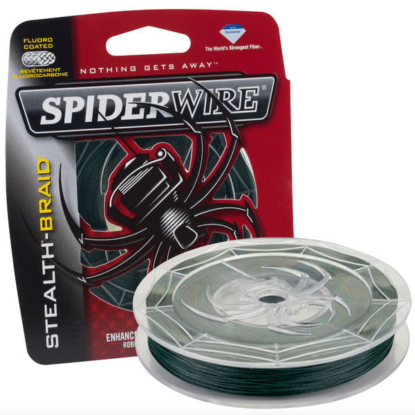 Spiderwire Stealth Line | 125 Yds