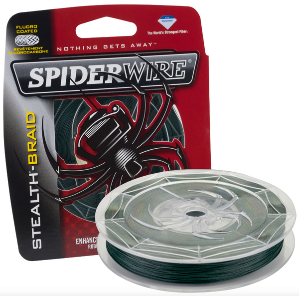 Spiderwire Stealth Line