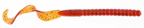 Berkley PowerBait Power Worms | 7 Inch | Pumpkinseed