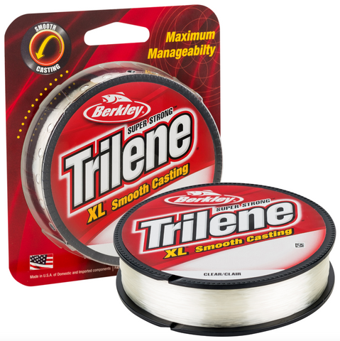 Trilene XL | 300 yd | Clear