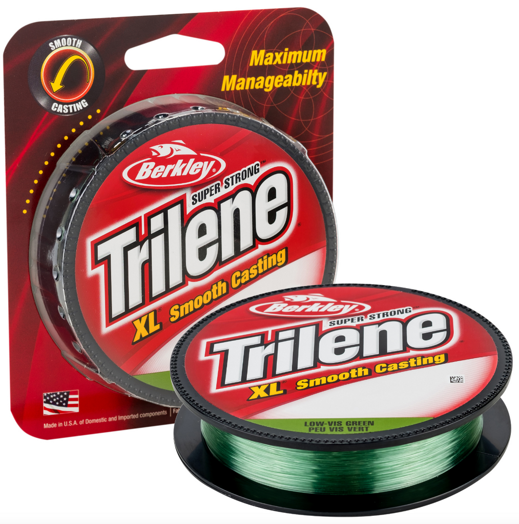 Trilene XL | 300 Yds. | Low-Vis Green