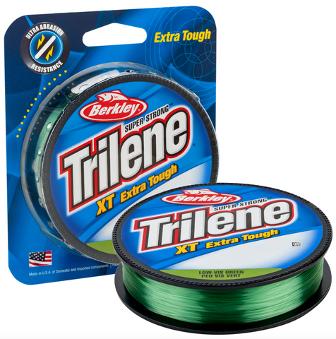 Trilene XT Extra Tough | 330 Yds. | Low-Vis Green