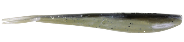 Berkley PowerBait Minnow | 3 Inch | Black Shad