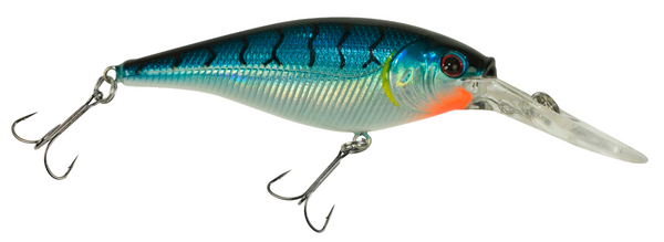 Berkley Flicker Shad | 3/16 oz. | Blue Tiger
