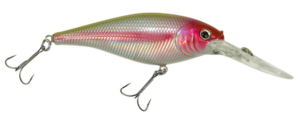 Berkley Flicker Shad | 3/16 oz. | Chrome Clown
