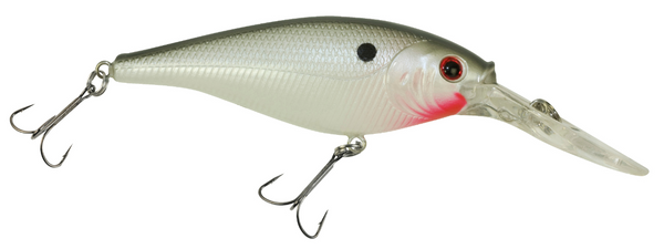 Berkley Flicker Shad | 3/16 oz. | White Pearl