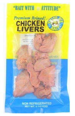 Killer Bee Premium Brined Chicken Livers