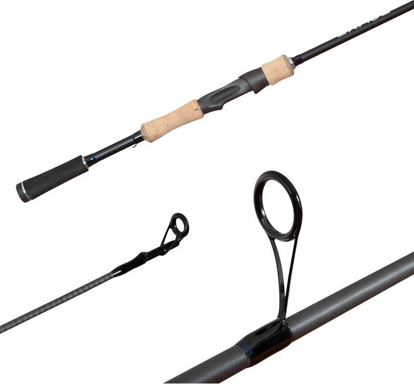 Shimano Exage Spinning Rod | 7' MH | 2 pc