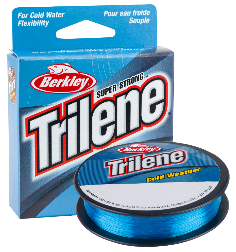 Trilene Cold Weather | Electric Blue | 110 Yards
