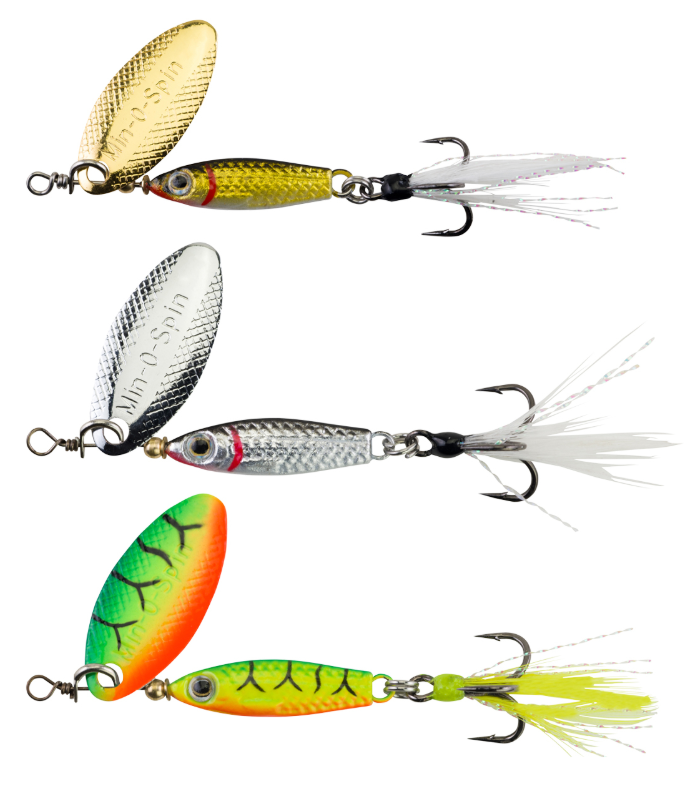 Johnson Min-O-Spin | 3 Pack | 1/8 oz