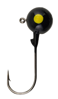 Berkley Essentials Round Ball Jigs | Black