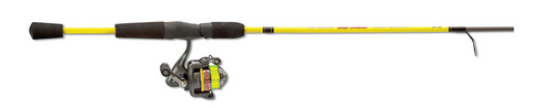 Mr. Crappie Slab Shaker Spinning Combo | 5'6"