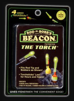 Rod-N-Bobb's The Torch Lightstick | 4 Pack