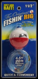 Rod-N-Bobb's The Original Fishin Rig