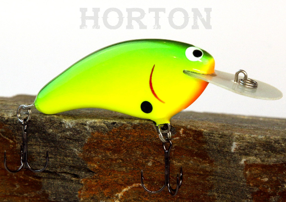 PH Custom Lures | Old School Balsa Baits Wesley Strader | W2