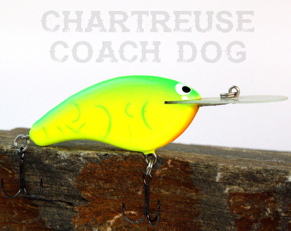 PH Custom Lures | Old School Balsa Baits Wesley Strader | W3