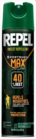 Repel | Sportsmen Max Insect Repellent