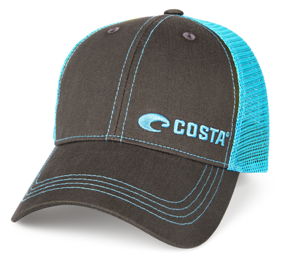 Costa Neon Trucker Twill Hat