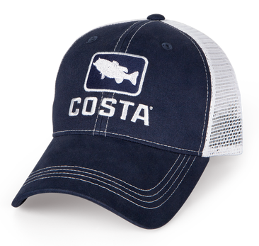 Costa Bass Trucker Hat