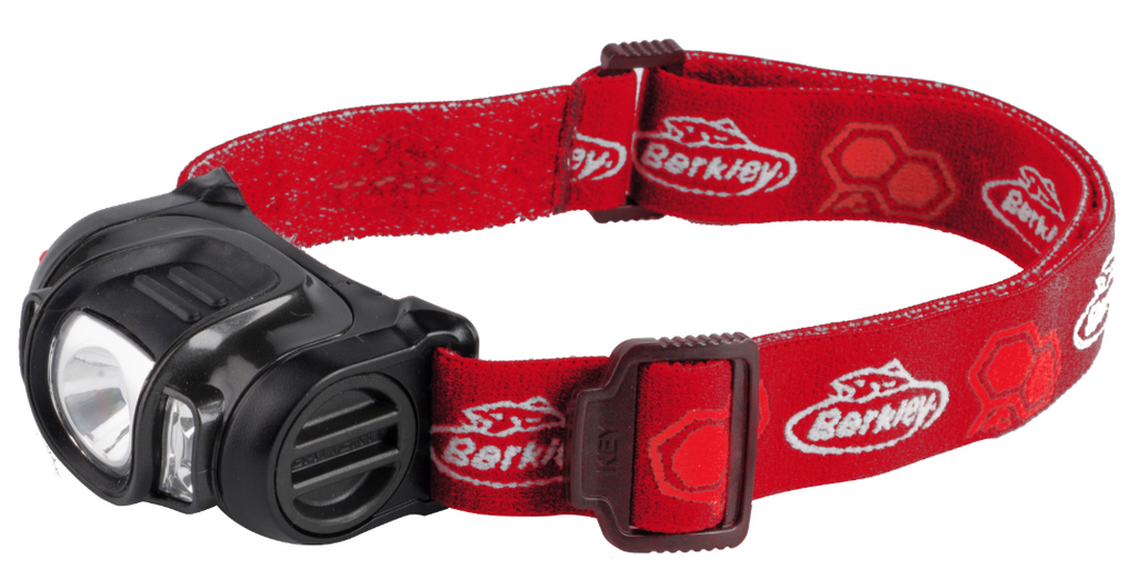 Berkley Angler Head Lamp