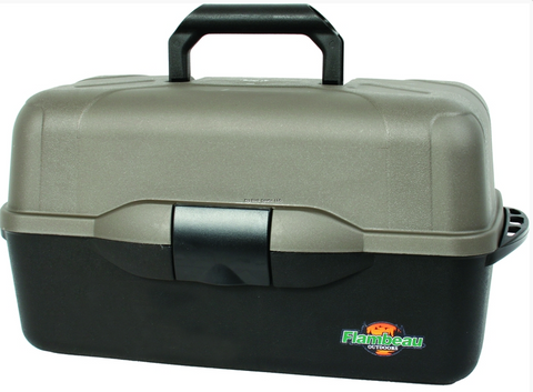 Flambeau 3-Tray Tackle Box