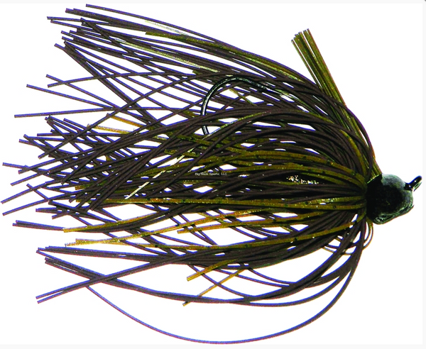 Buckeye Football Mop Jig w/Weedguard | 1/2 oz