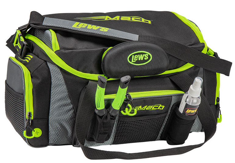 Lews Mach Tackle Bag