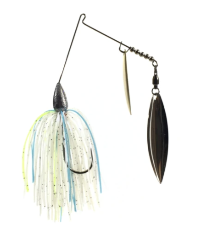Blue Rock Showstopper Classic Tandem Willow/Colorado Spinnerbait | 1/4 oz.