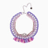 Cotton Candy Purple Necklace