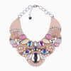 Light Pink Let It Sparkle Necklace