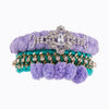 Arm Candy Party Purple Bracelet
