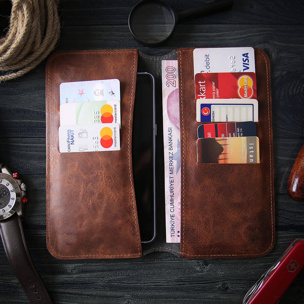 Phone case wallet - Taba