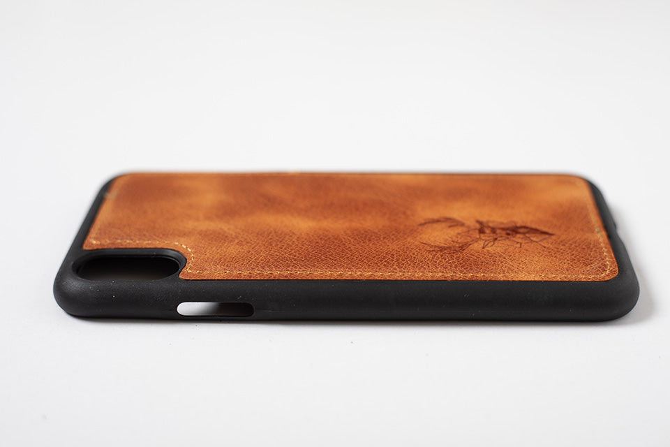 Phone Case - iPhone XS MAX Camel