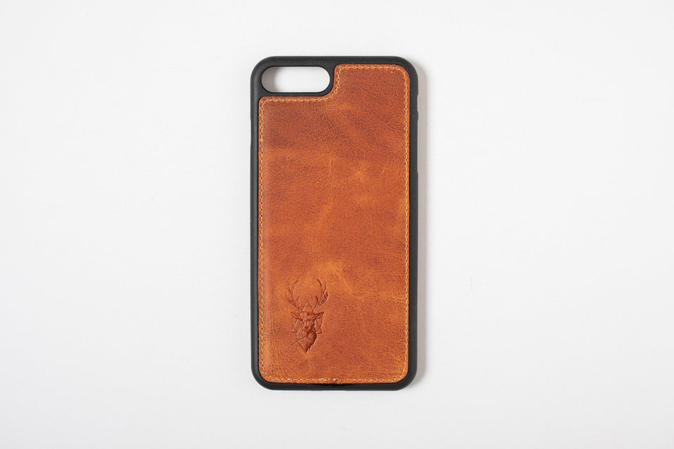 Phone Case - iPhone 7 Plus / 8 Plus - Camel