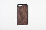 Phone Case - iPhone 7-8 Plus Chocolate Brown