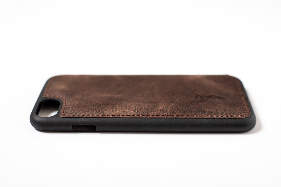 Phone Case - iPhone 7-8 Chocolate Brown