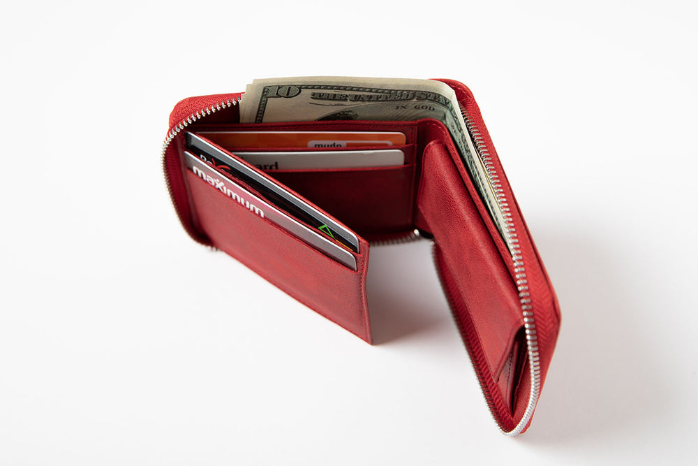TOKYO Wallet Maple Red