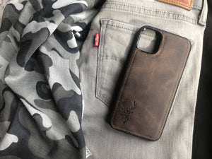 Phone Case - iPhone 11 Pro Chocolate Brown