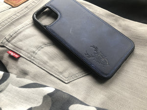 Phone Case - iPhone 11 Pro Max Deep Blue