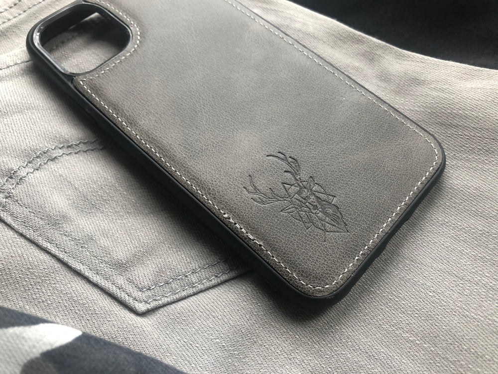 Phone Case - iPhone 11 Pro Max Gri