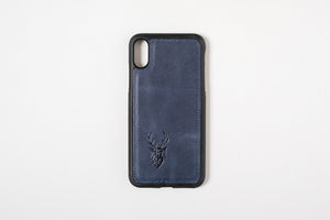 Phone Case - iPhone XS MAX Deep Blue