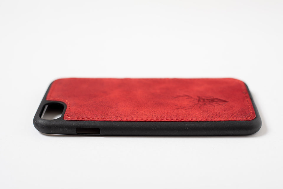 Phone Case - iPhone 7-8-SE 2020 Maple Red