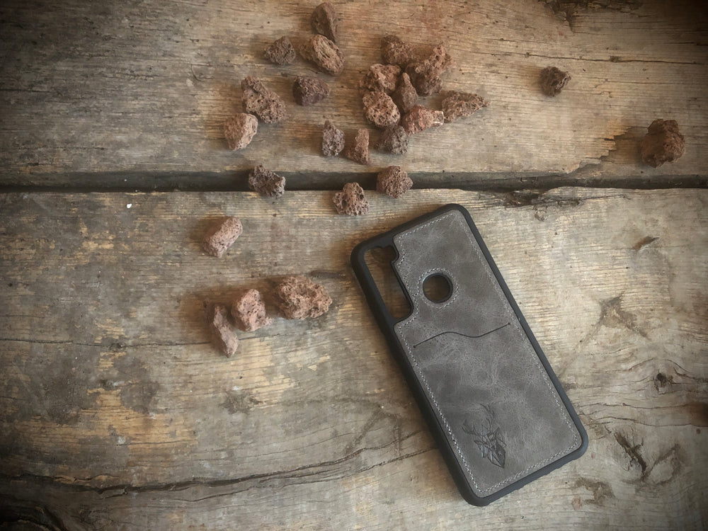 Phone Case - Xiaomi Redmi Note 8 - Gri