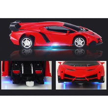 50% OFF - LIMITED TIME OFFER - 1:18 Remote Control Transformer Car