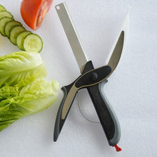25% OFF - LIMITED TIME OFFER - 2-in-1 Multi-Function Scissors Cutter