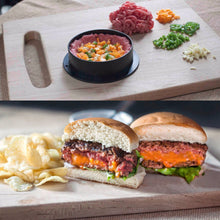 28% OFF - LIMITED TIME OFFER - 3-In-1 Stuffed Hamburger Patty Presses