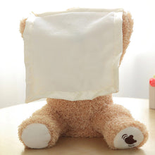 25% OFF - LIMITED TIME OFFER - 30cm Animated Peek-a-Boo Bear