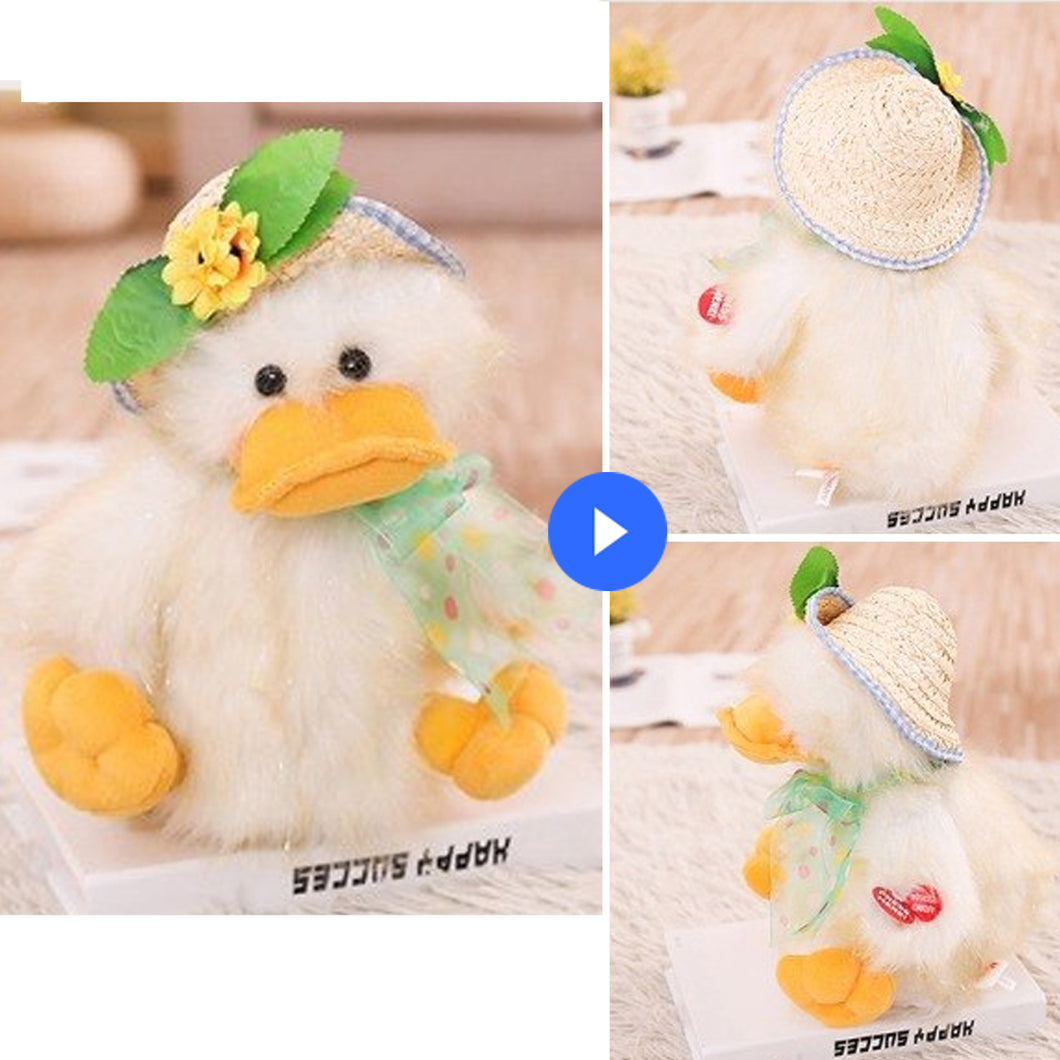 30cm You Are My Sunshine Country Singing Duck