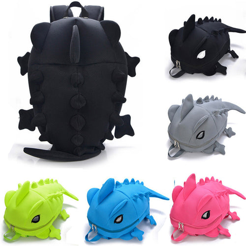 30% OFF -LIMITED TIME OFFER - Small 3D Dinosaur Shaped Kid's Backpack - 2 Sizes